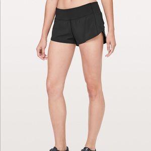 Lulu speed up shorts!